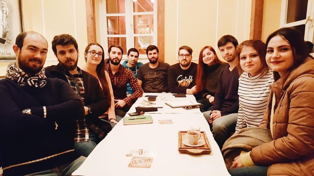 Çocuk Gelişimi Bölümü Öğrencileri Toplantı