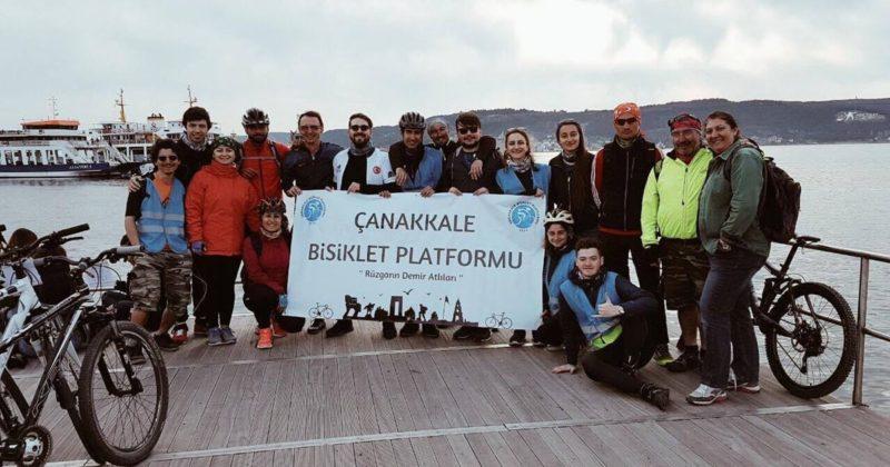Çanakkale Bisiklet Turu
