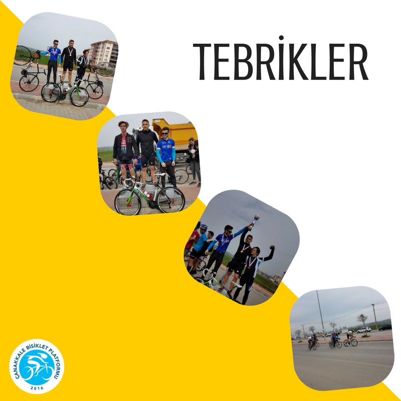 Okullararası Bisiklet Yarışı
