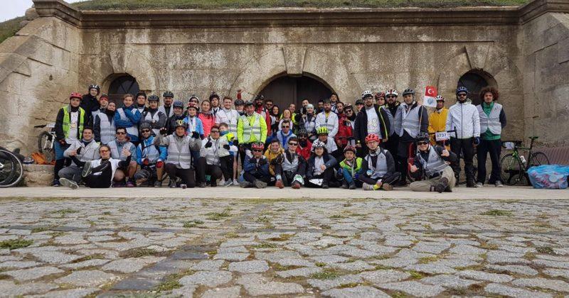 Çanakkale Bisiklet Turu Gönüllü Sürüş Ekibi…