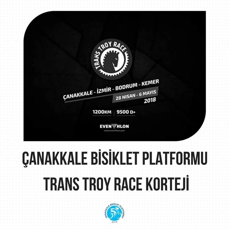 Trans Troy Race Korteji