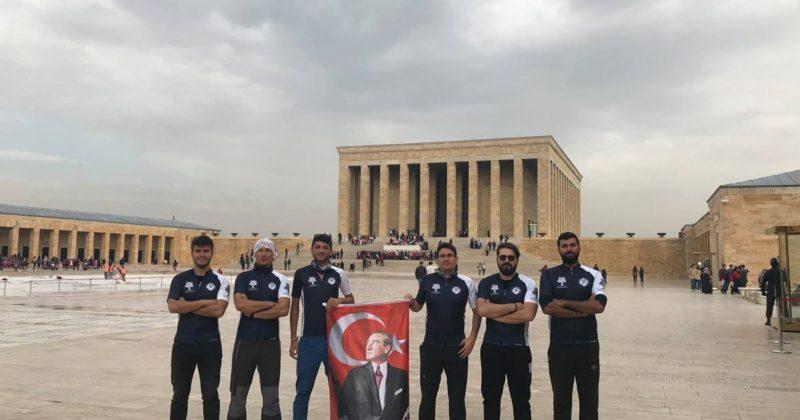 Çanakkale'nin Evlatları Atasının İzinde – Ankara