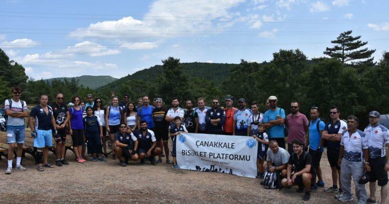 #KazdağlarıHepimizin Bisiklet Turu | Kirazlı-Balaban
