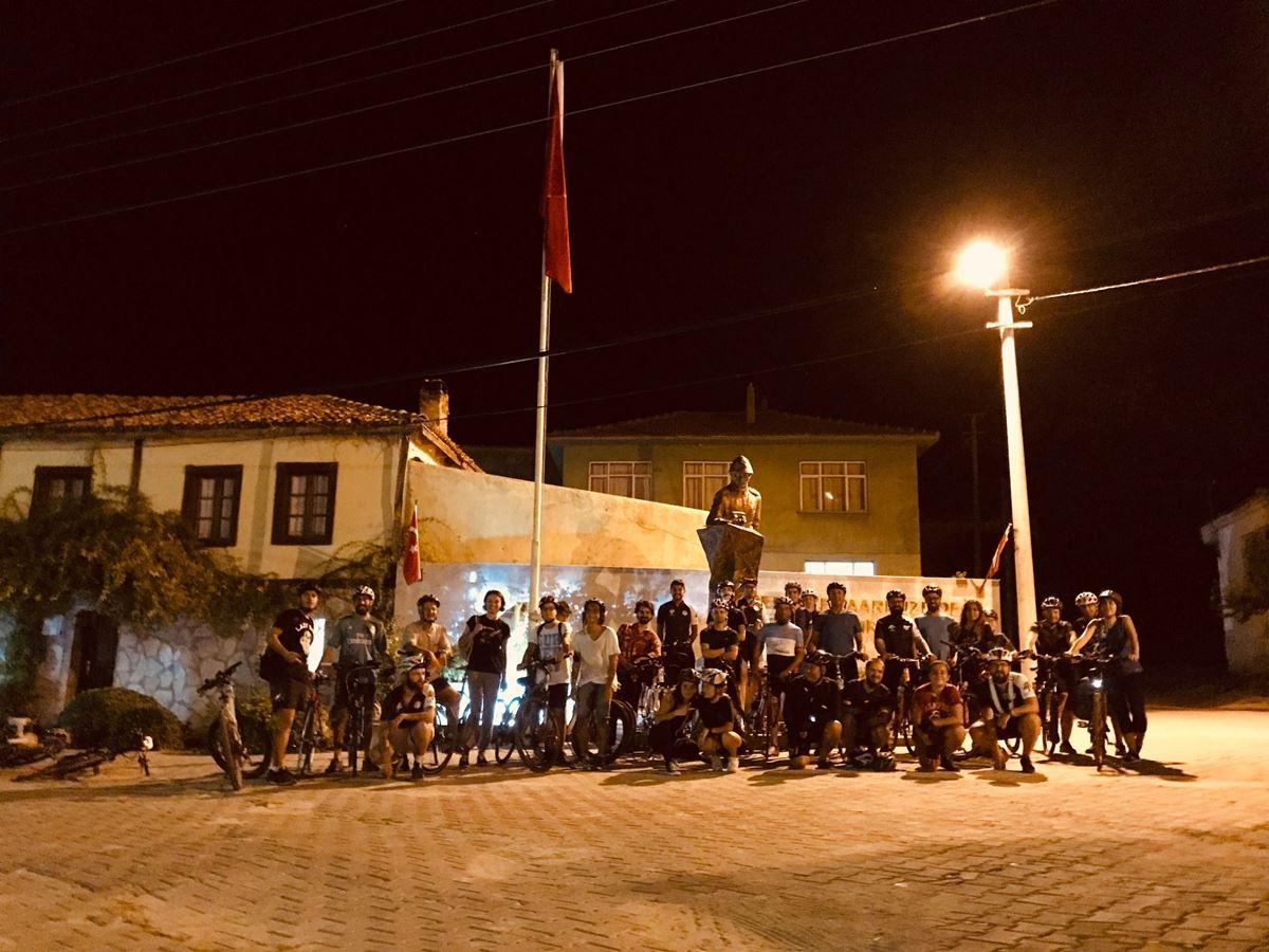 Büyükanafarta Köyü Akşam Turu