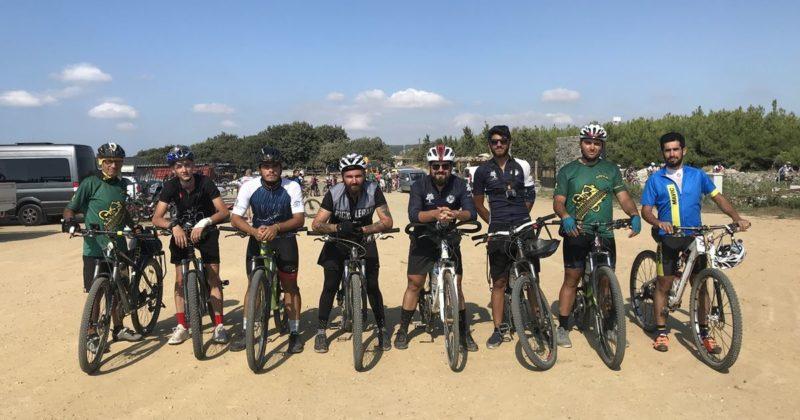 Keşan DOÇEK Dağ Bisikleti Festivaline Katıldık