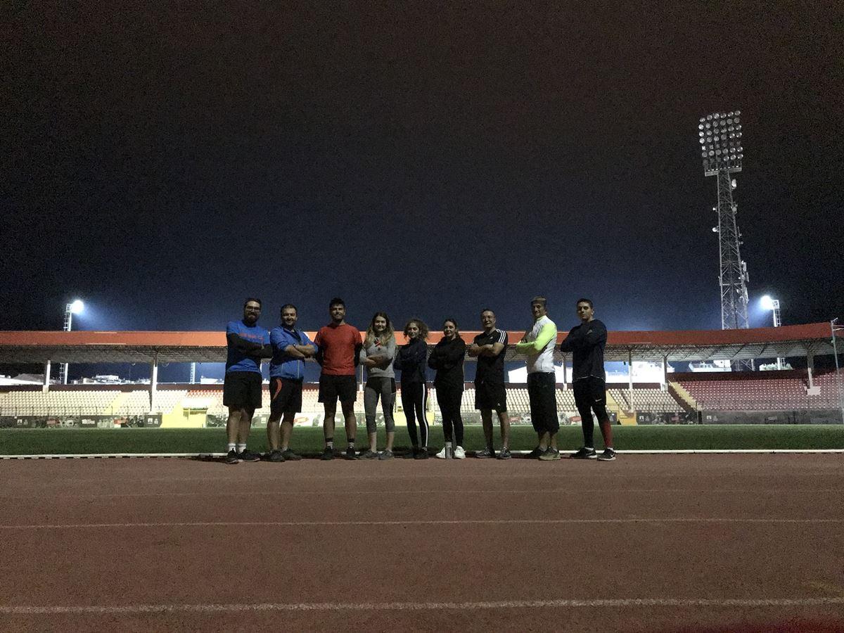 ÇABİP Run | Stadyum