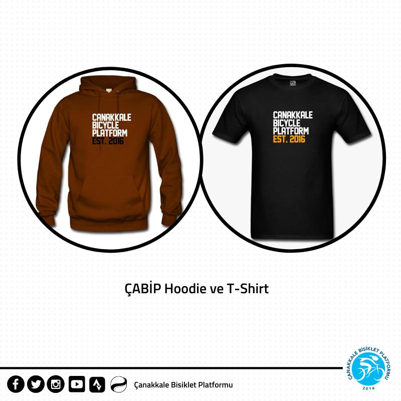 ÇABİP Hoodie ve T-Shirt Talep Formu