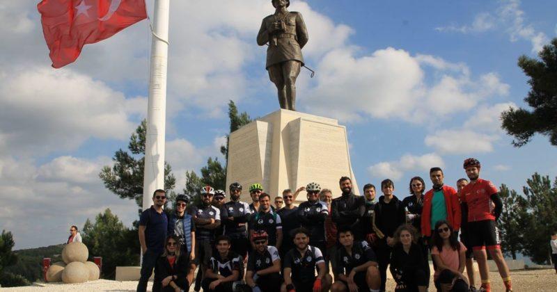 Ata'ya Saygı Turu – Conkbayırı