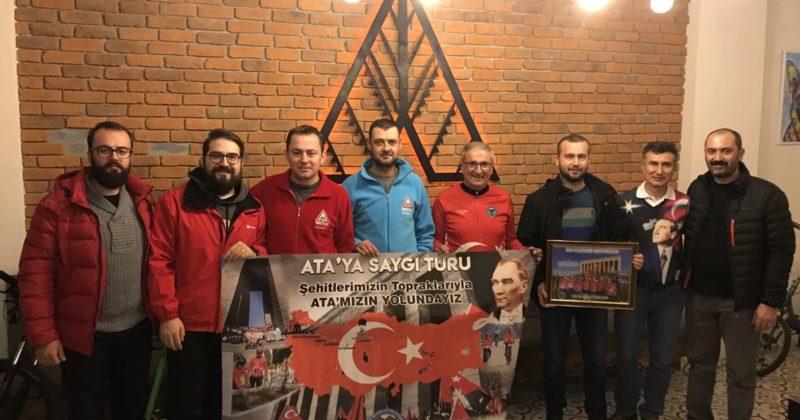 Ata'ya Saygı Turu Söyleşisi