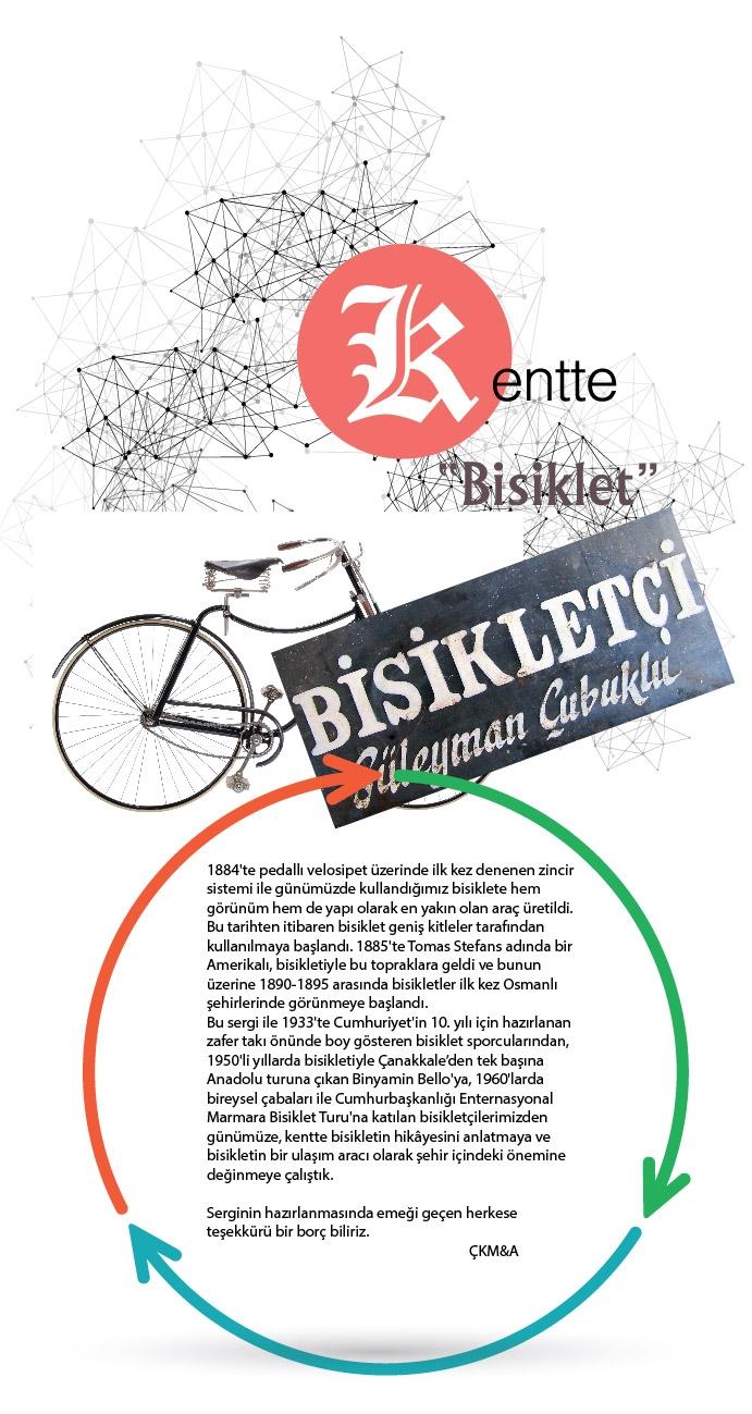 Kentte Bisiklet Sergisi