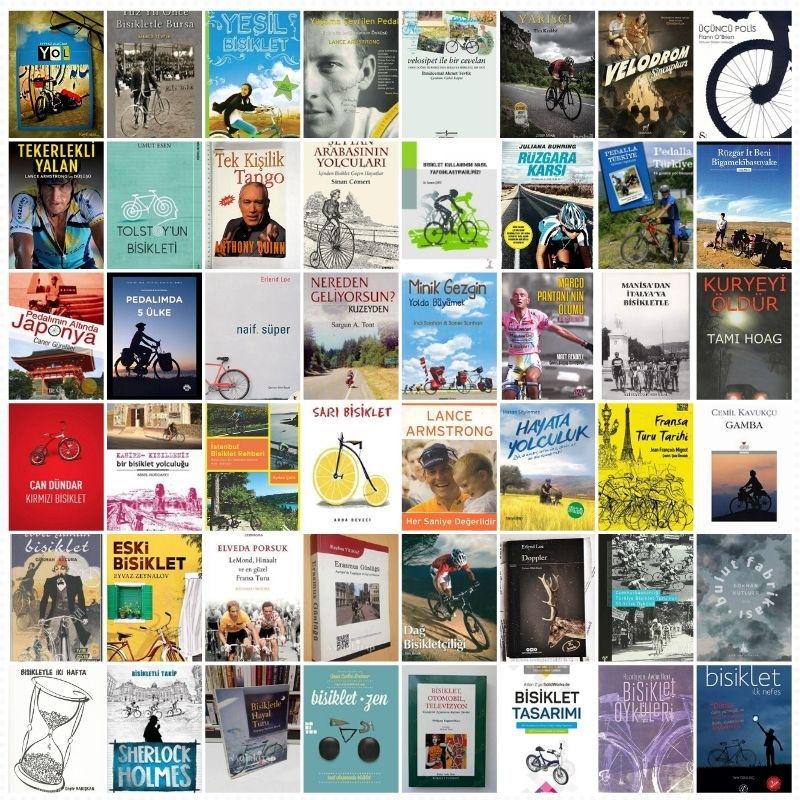 Bisiklet İle İlgili Kitaplar