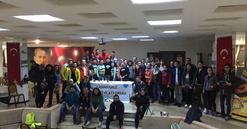 Bisiklet Söyleşisi Türkan Saylan Sosyal Tesislerinde Gerçekleştirildi