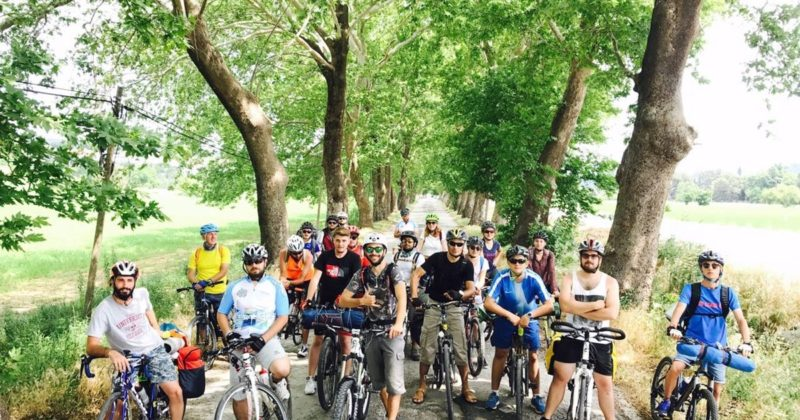 """Kocaman bir aile """"Çanakkale Bisiklet Platformu"""" RÖPORTAJ"""