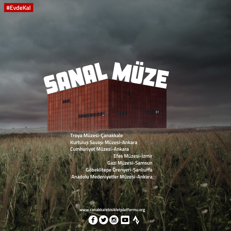 Türkiye'de Gezilebilir Sanal Müzeler