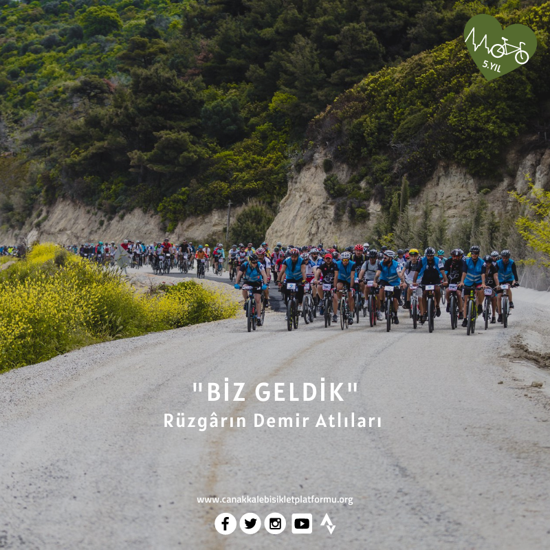 """""""BİZ GELDİK""""   Rüzgârın Demir Atlıları"""