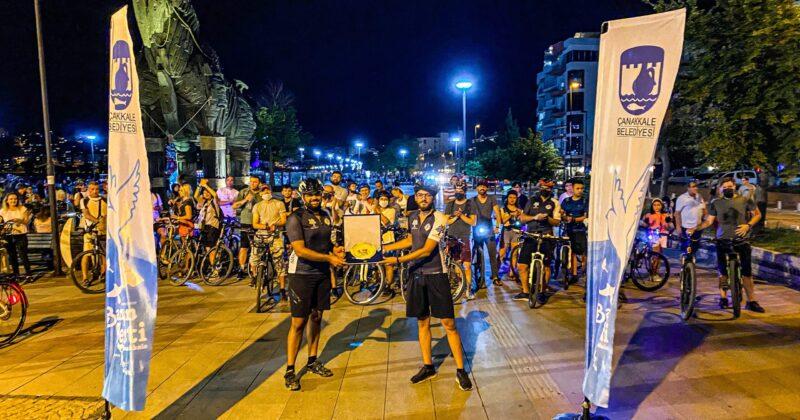 58. Uluslararası Troia Festivali   Bisiklet Turu