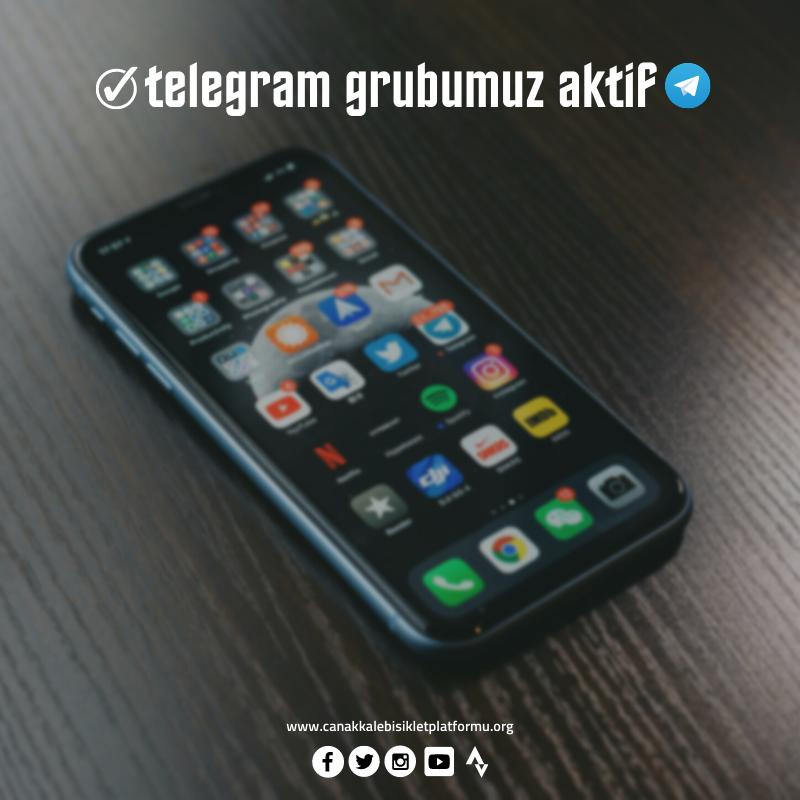 ÇABİP Telegram'da!